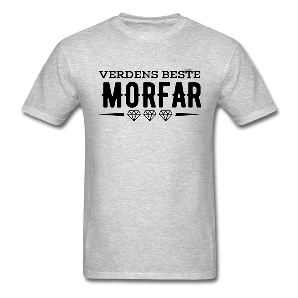 Morfar Men's T-Shirt - heather gray