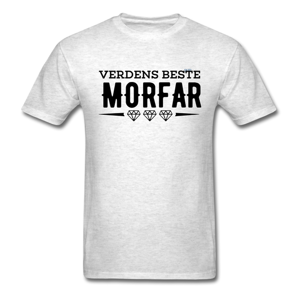 Morfar Men's T-Shirt - light heather gray