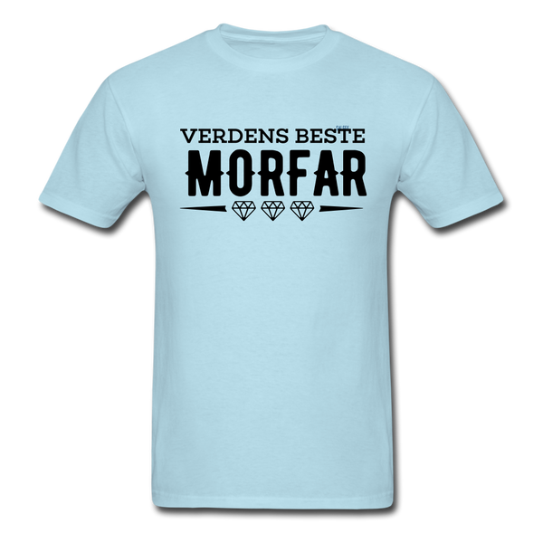 Morfar Men's T-Shirt - powder blue