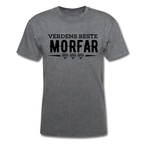 Morfar Men's T-Shirt - mineral charcoal gray