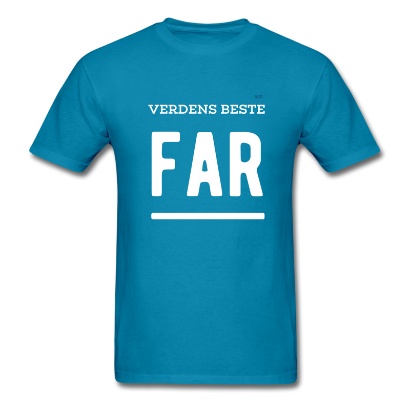 Far Men's T-Shirt - turquoise