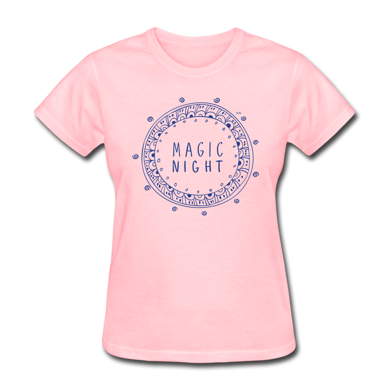 Magic Night Women's T-Shirt - pink