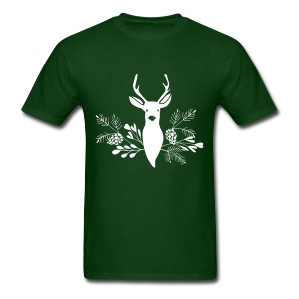 Christmas RD Unisex Classic T-Shirt - forest green