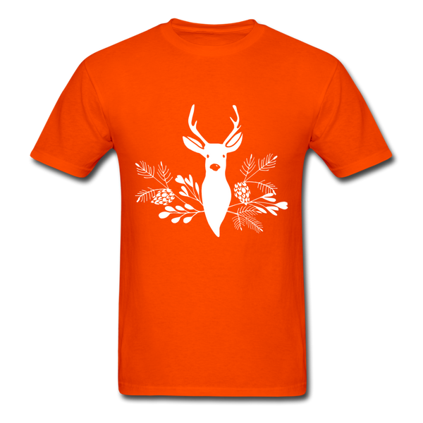 Christmas RD Unisex Classic T-Shirt - orange