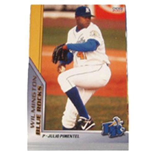 Wilmington Blue Rocks 2007 Team Set