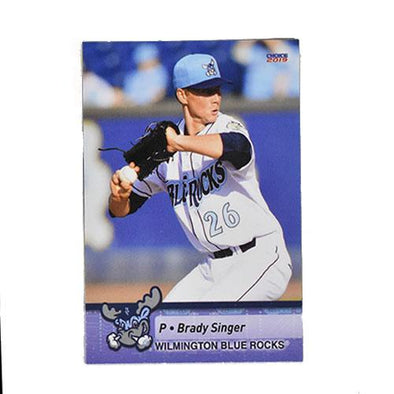 Wilmington Blue Rocks 2019 Team Set