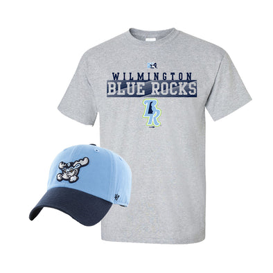 Wilmington Blue Rocks Double Play Deal #1