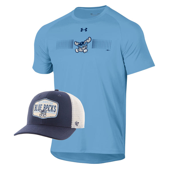 Wilmington Blue Rocks Double Play Deal #2