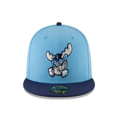 Wilmington Blue Rocks Home Fitted Game Cap