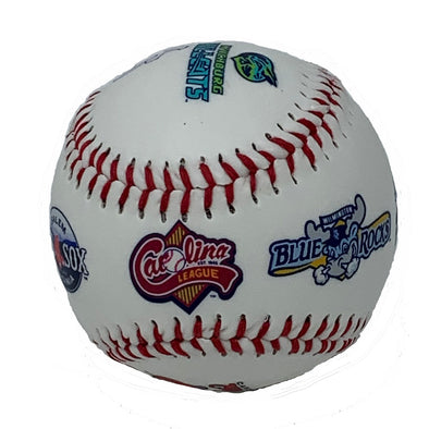 Wilmington Blue Rocks Carolina League Team Logos Baseball