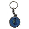 Wilmington Blue Rocks Mr. Celery Bottle Cap Key Chain
