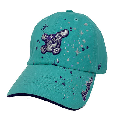 Wilmington Blue Rocks '47 Girls Tiffany Blue Stardust Adj. Cap