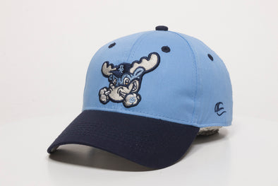 Wilmington Blue Rocks Adult Home Replica Cotton Twill Cap