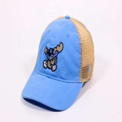 Wilmington Blue Rocks Lt. Blue/Tea Slider Mesh Cap