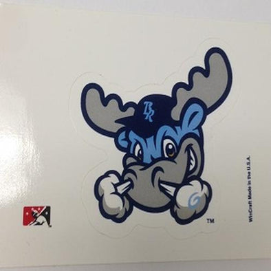 Wilmington Blue Rocks Rocky Decal Sticker
