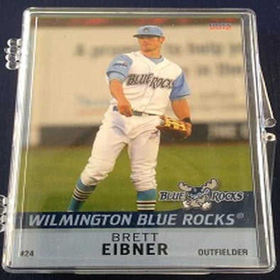 Wilmington Blue Rocks 2012 Blue Rocks Team Set