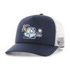 Wilmington Blue Rocks '47 Brand Youth Navy/White Captain Snapback