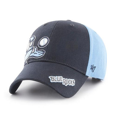 Wilmington Blue Rocks '47 Brand Navy/Col. Damascus w/ Rubble Cap
