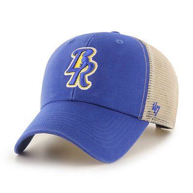 Wilmington Blue Rocks Faux BR Flagship Mesh Adjustable Cap
