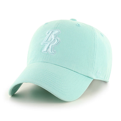 Wilmington Blue Rocks Ladies Tiffany Blue Clean-Up Cap