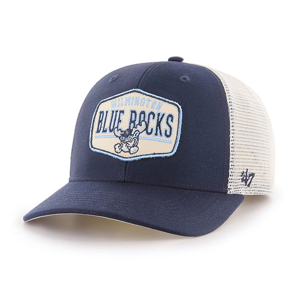 Wilmington Blue Rocks '47 Shumay MVP Adjustable Cap