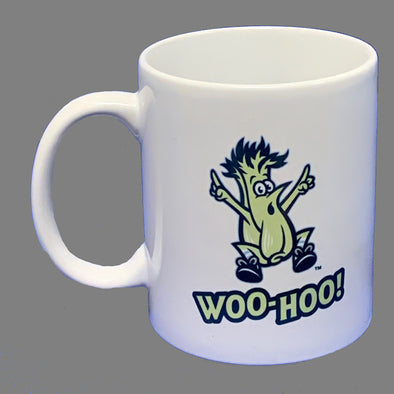 Wilmington Blue Rocks Mr. Celery Coffee Mug