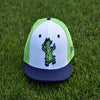Wilmington Blue Rocks New Era Mr. Celery Fitted Cap