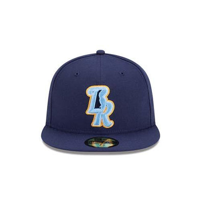 "Wilmington Blue Rocks 2018 ""BR"" Alt. Fitted Game Cap"