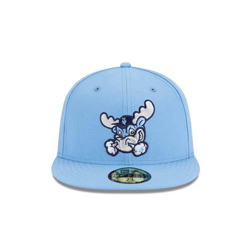 Wilmington Blue Rocks Lt. Blue Alternate Fitted Game Cap