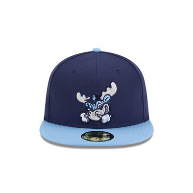 Wilmington Blue Rocks Road Fitted Game Cap