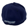 "Wilmington Blue Rocks Navy ""BR"" Alt. 39Thirty Stretch Fit Cap"