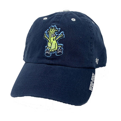 Wilmington Blue Rocks '47 Mr. Celery Navy Ice Clean-Up Cap