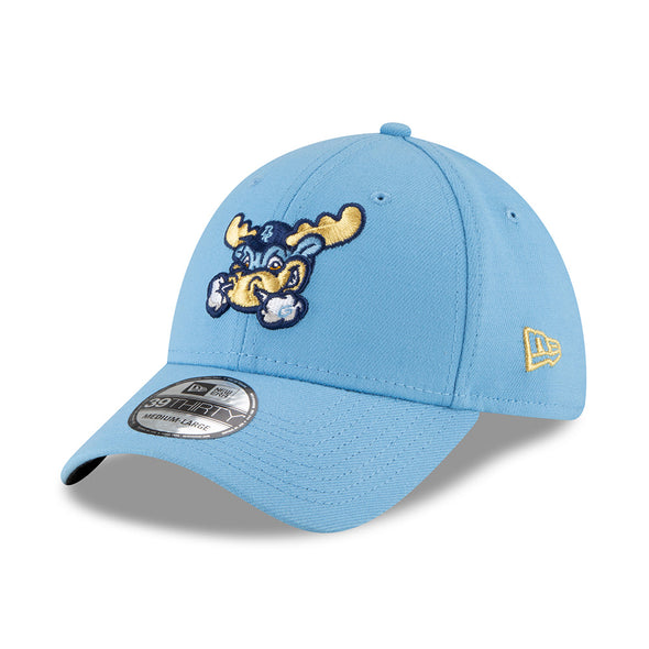 Wilmington Blue Rocks New Era Gold Collection 2019 Championship Cap