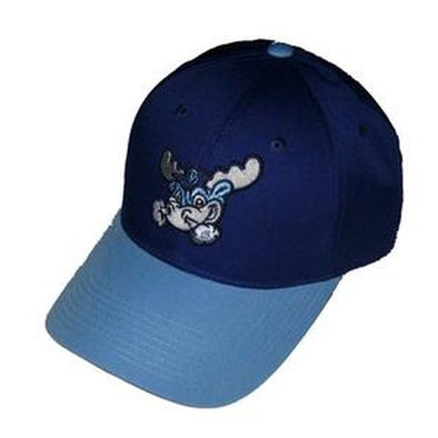 Wilmington Blue Rocks Youth Replica Road Cotton Twill Cap