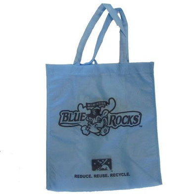 Wilmington Blue Rocks Recyclable Shopping Bag