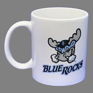 Wilmington Blue Rocks Rocky Coffee Mug