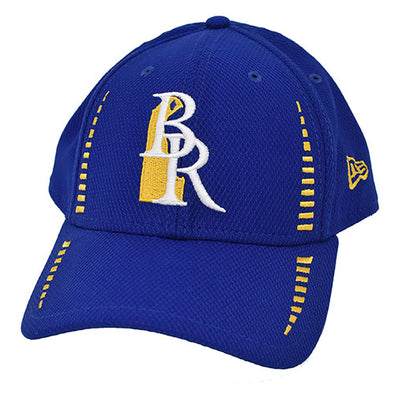 "Wilmington Blue Rocks Royal NE Speed Adjustable Cap w/ Classic ""BR"""