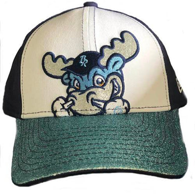 Wilmington Blue Rocks Toddler Girls Shimmer Shine Cap