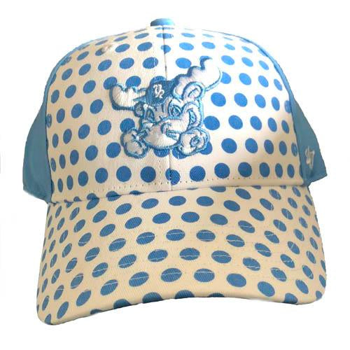 Wilmington Blue Rocks '47 Brand Youth Girls Periwinkle Sweet Pea Cap