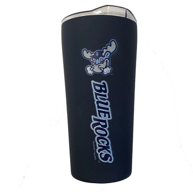 Wilmington Blue Rocks 18oz Travel Tumbler