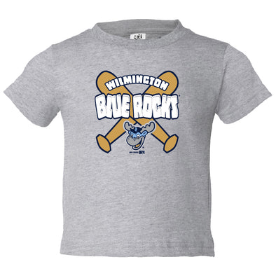 Wilmington Blue Rocks Infant Oxford Innovative Tee
