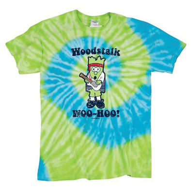 Wilmington Blue Rocks Youth Mr. Celery Tie-Dye Tee