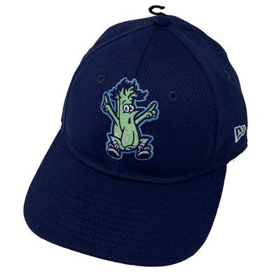 Wilmington Blue Rocks Youth Navy Mr. Celery BP Adj. Cap