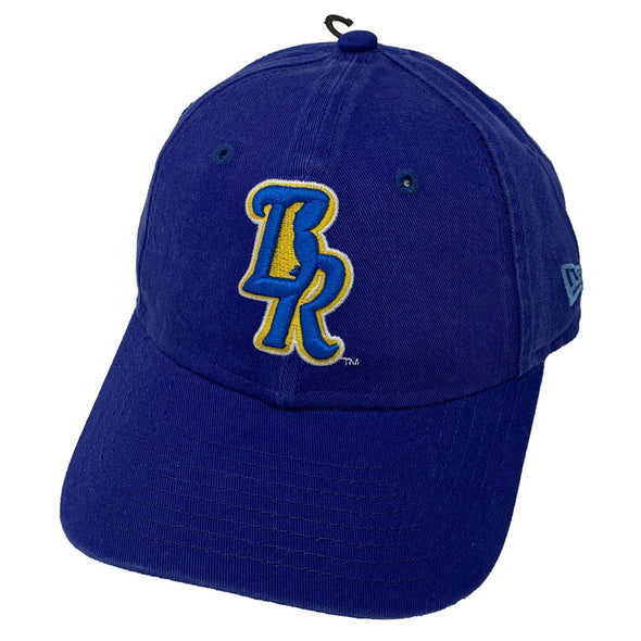 "Wilmington Blue Rocks Youth Royal Faux ""BR"" Cap"