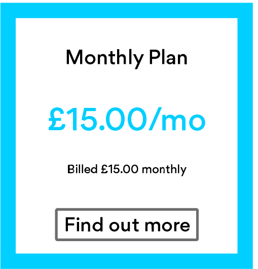 Keep Stick Monthly Plan