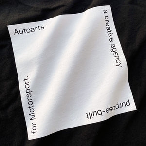 Purpose-built Tee: Autoarts team shirt