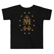 Load image into Gallery viewer, Toddler Miraculous Medal Tee - Sanctus Supply Co.