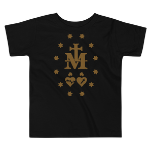 Toddler Miraculous Medal Tee - Sanctus Supply Co.