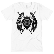 Load image into Gallery viewer, Sanctus Crest (Black & White Collection) - Sanctus Supply Co.