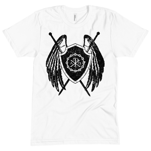 Sanctus Crest (Black & White Collection) - Sanctus Fidelis
